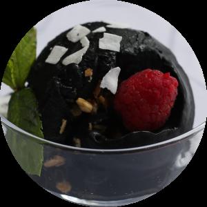 черное-мороженое